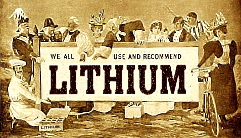 Lithium Toxic But It Works Mad Girl S Lament